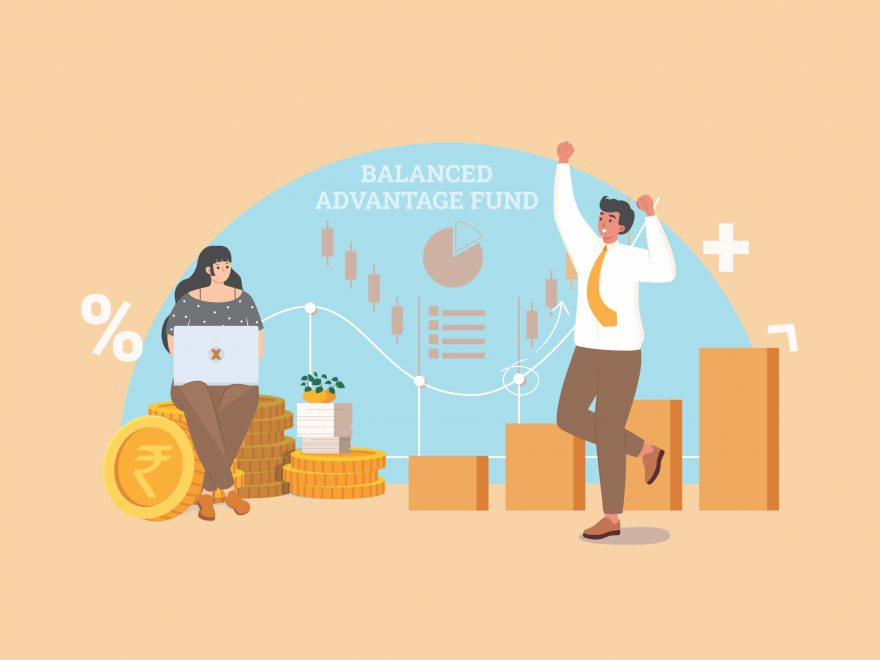 Learn Top 5 benefits to invest In Balanced Advantage Funds (BAFs)